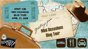 Graphic for blog tour april 09