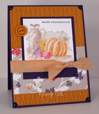 Happy thanksgiving aug 16 09