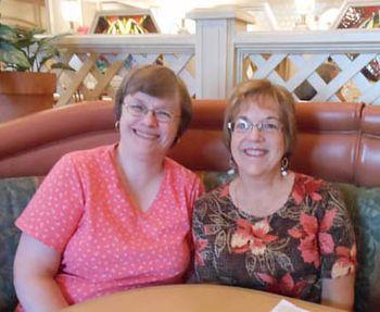Susan & Cindy