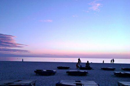 Oct 17 sunset