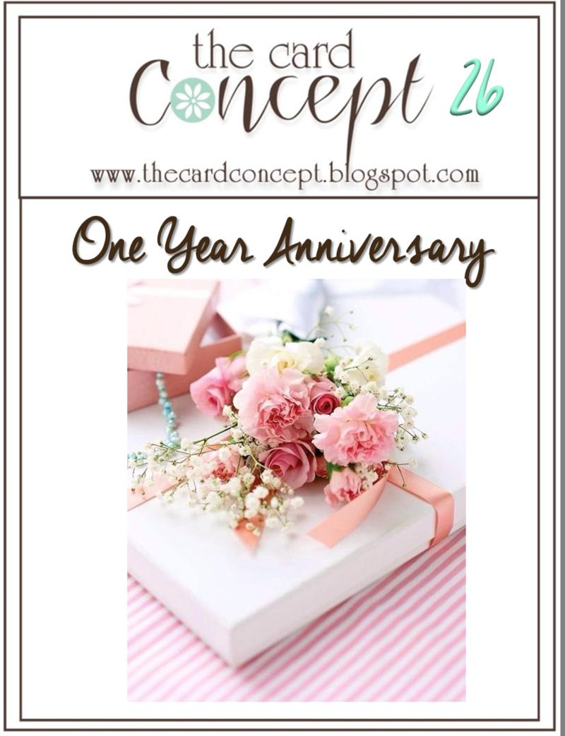 26-One Year Celebration
