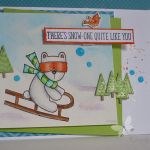 Snow-one Like You! for Fab Friday 103
