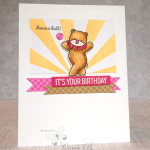 You're A Big Deal! Birthday card for Fab Friday