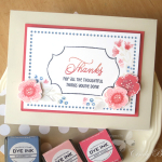 Gathered Garden for the Papertrey Ink Blog Hop