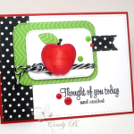 Curtain Call Inspiration Challenge - Candy Apple